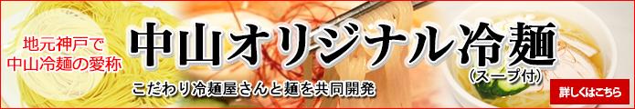 中山オリジナル冷麺(スープ付)